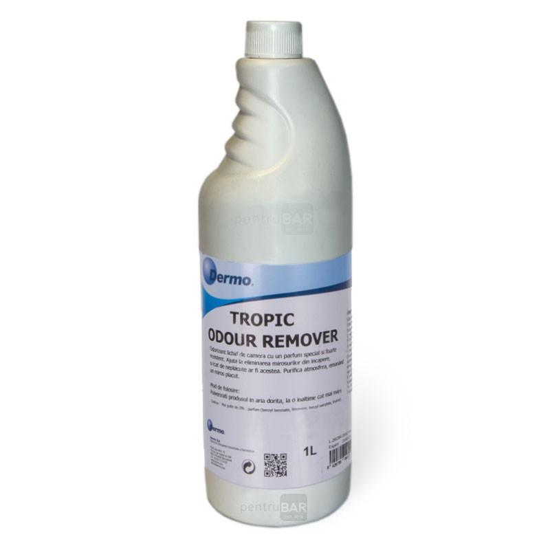 Dermo TROPIC ANTITABAC / Odor Remouver - Odorizant Profesional, 1L