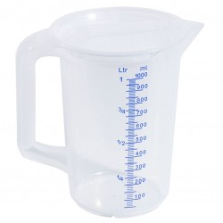 MEASURING Carafe (Different Volumes) - Plastic