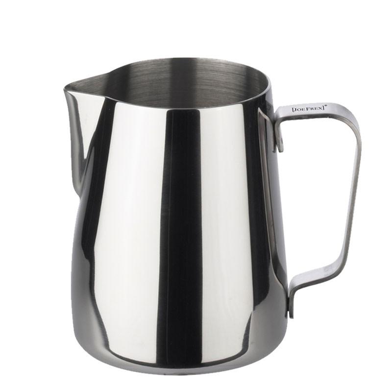 Milk Jug/ Pitcher [JoeFrex], 350ml - Latiera Metal