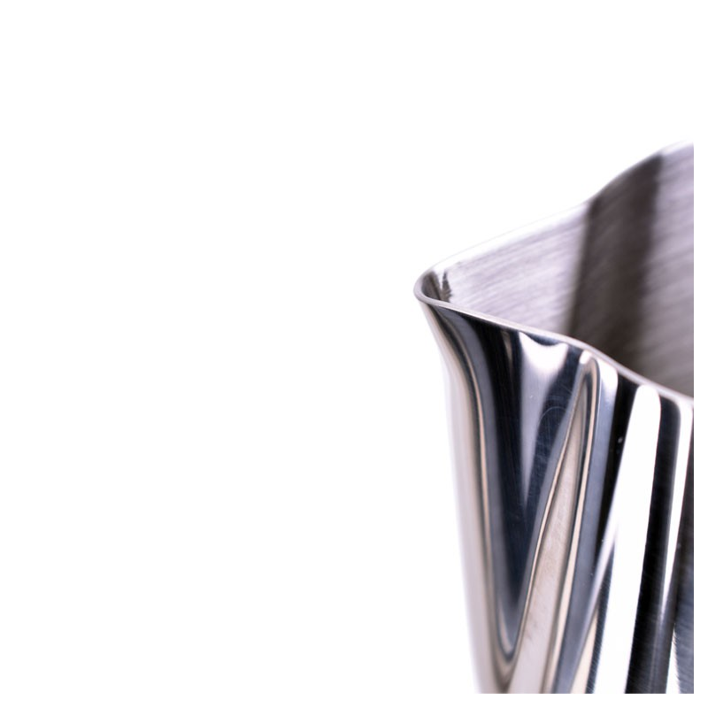 Milk Jug/ Pitcher [JoeFrex], 350ml - Latiera Metal - cioc turnare