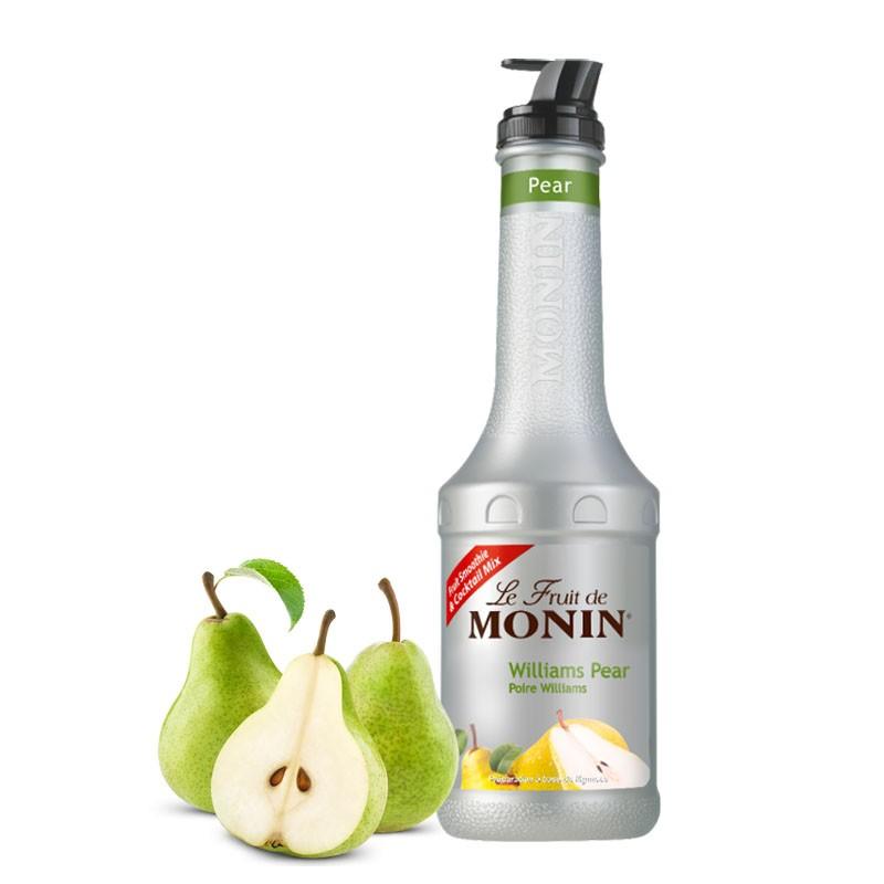 Piure PERE WILLIAMS - Pulpa fructe MONIN, 1L