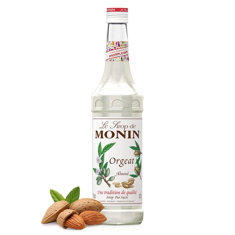 ALMOND Syrup - MONIN 0.7L