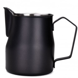 Milk Jug BLACK [JoeFrex] 500ml - Barista Pitcher