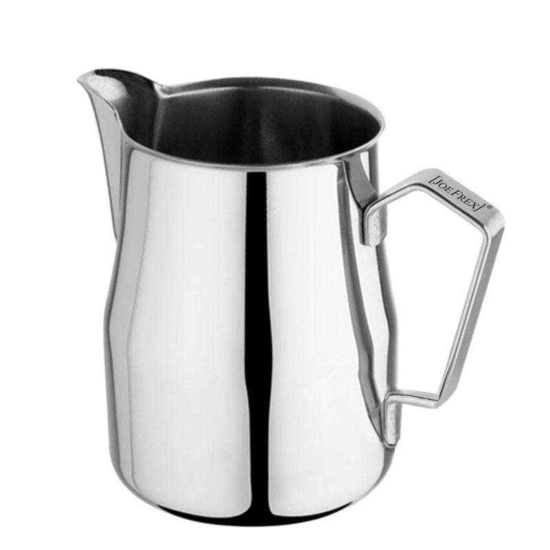 Milk Jug/ Pitcher [JoeFrex] High Spout, 350ml - Latiera Metal
