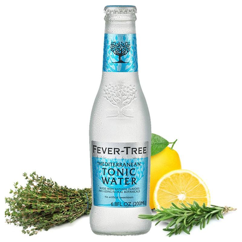 MEDITERRANEAN Tonic Water [FEVER TREE] 200ml