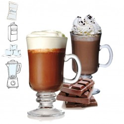 CIOCOLATA RECE - Pudra la Plic, 30g - ICE Chocolate