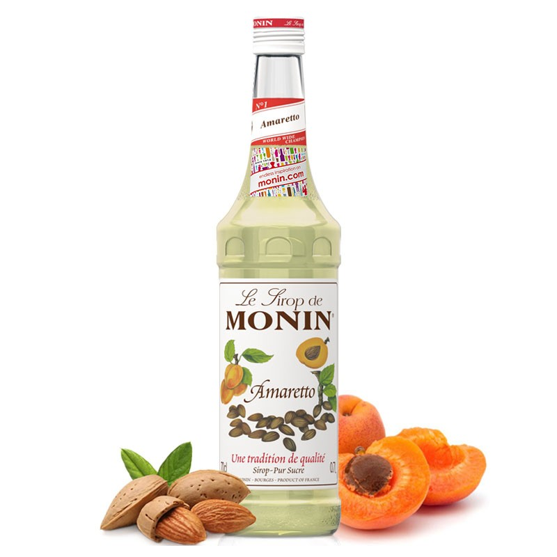 AMARETTO Syrup [MONIN] 0,7L
