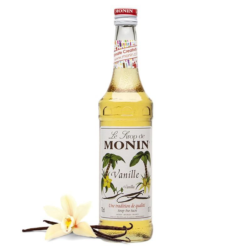 VANILLA Syrup, Monin