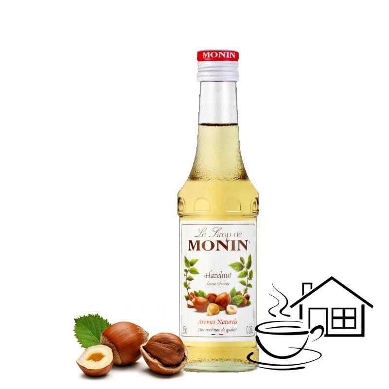 Sirop 250ml - HAZELNUT / ALUNE, Monin