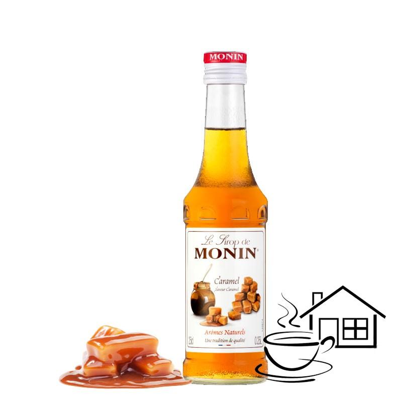 CARAMEL Syrup, 250ml [MONIN]