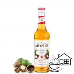 Monin MACADAMIA Syrup, 250ml