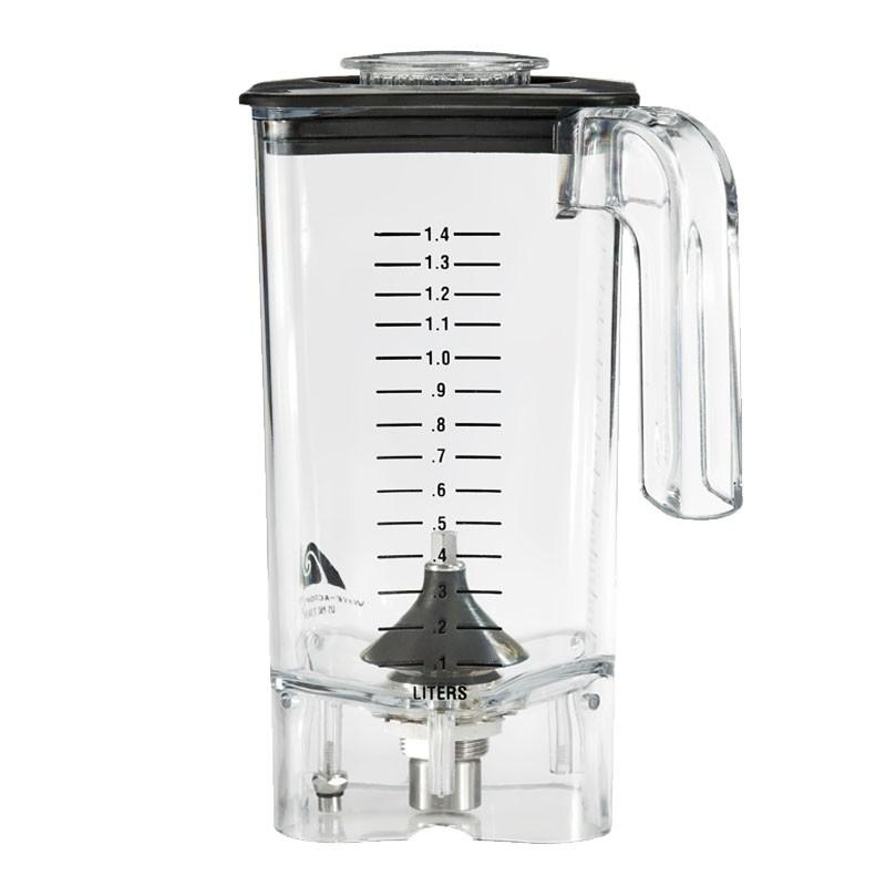 Polycarbonate AirWhip Frothing Jar, 1 .4L - Blender ECLIPSE 6126-751, Hamilton Beach