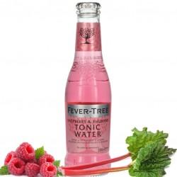RASPBERRY & RHUBARB Tonic Water [FEVER TREE] 200ml