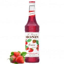 STRAWBERRY Syrup, Monin