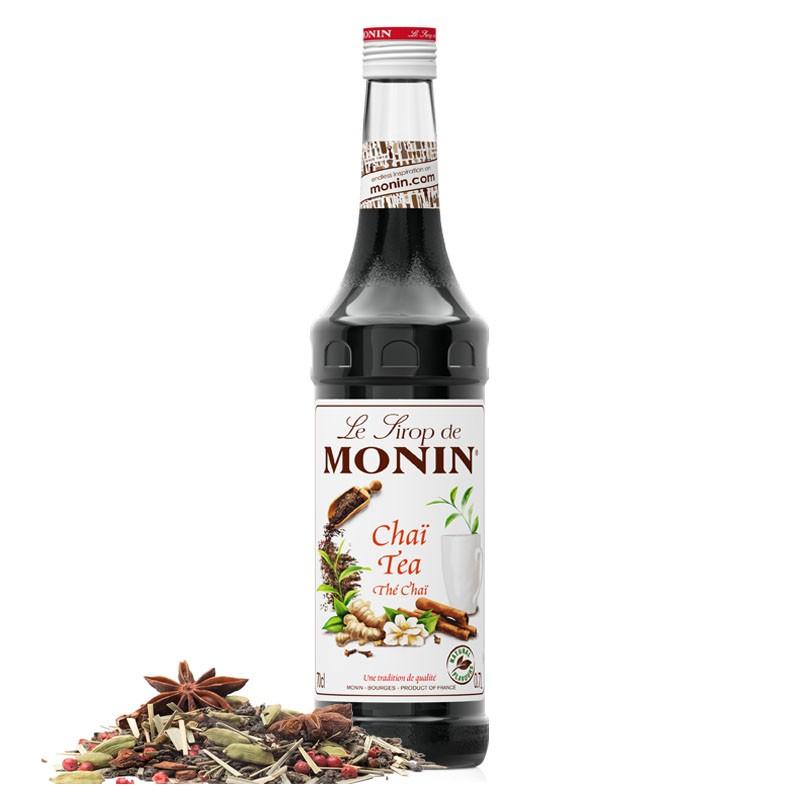 Sirop CHAI TEA [MONIN] 0,7L