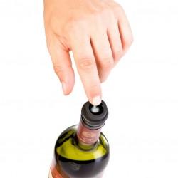 Pompa VIDARE Sticle Vin UNO VINO [TESCOMA] cu 2 Dopuri