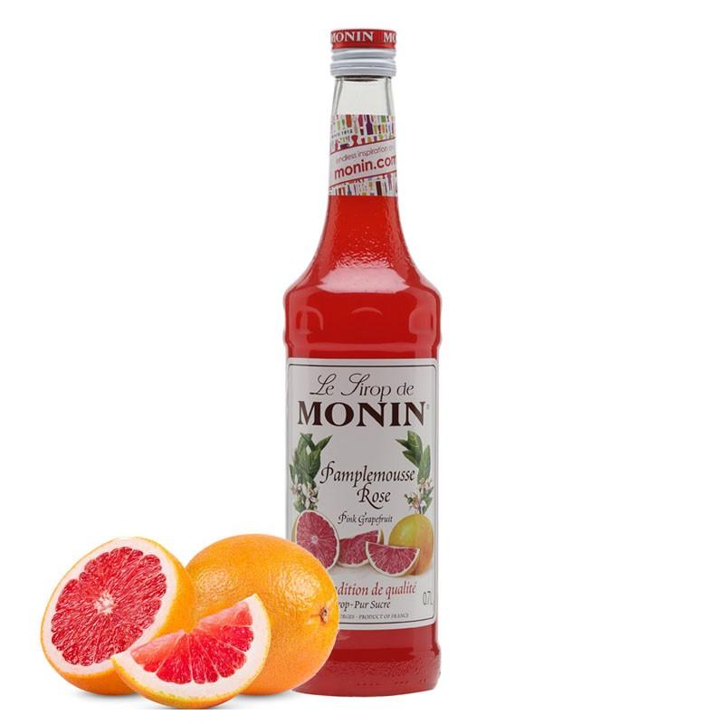 PINK GRAPEFRUIT Syrup [MONIN] 0,7L