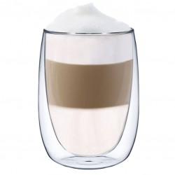 Pahar Ceai/ Latte TERMO ENJOY - cu Pereti Dubli, 340ml