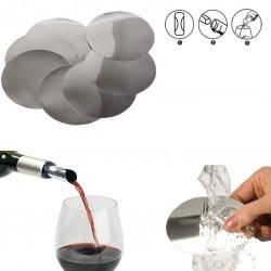 Wine DROP STOP, 6pcs/set...