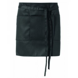 Classic Black Appron for Waiters/ Bartenders